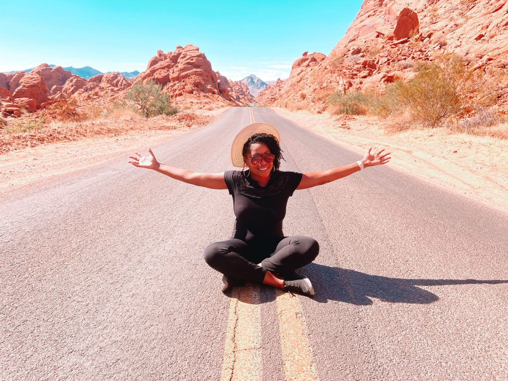 Valley of Fire Road Pictures